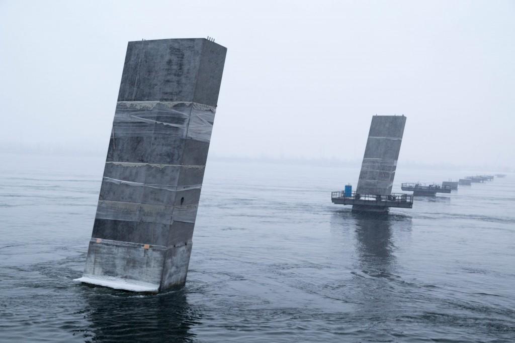 West Approach (Île-des-Sœurs) – Winter 2016-2017